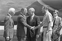 """<p>Officially titled """"The Agreement on Ending the War and Restoring Peace in Vietnam""""—quite the mouthful—the Paris Peace Accord effectively ended combat in war-stricken Vietnam and pulled all remaining foreign armed forces from the region.</p>"""