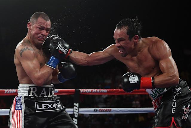 Juan Manuel Marquez's win Saturday sets up fifth Pacman fight...if he wants it