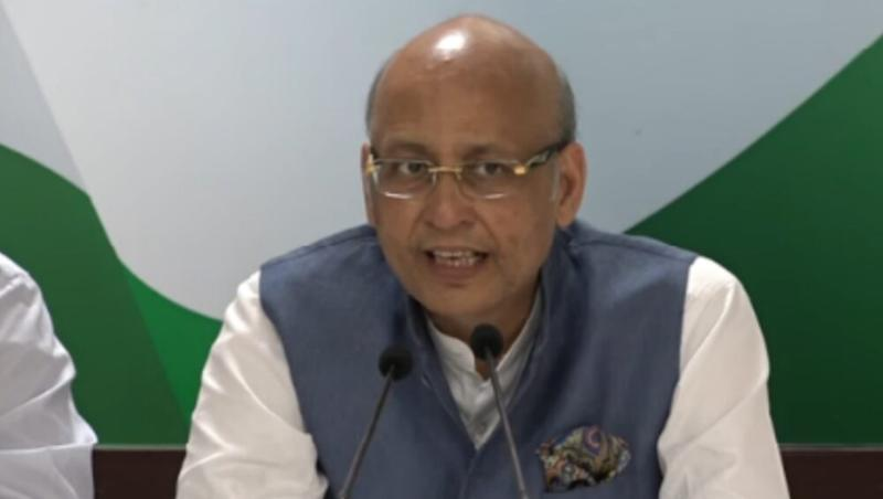 Abhishek Manu Singhvi, Congress Leader and Supreme Court Lawyer, Refuses to Appear for Chinese App TikTok