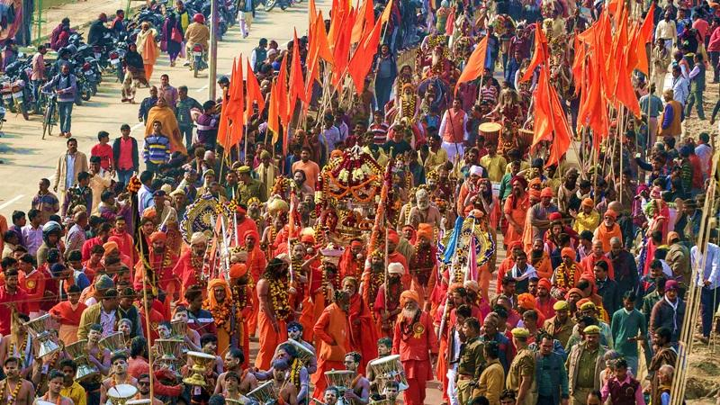 Prayagraj Ardh Kumbh Mela 2019: Your super guide to Shahi Snan dates, how to reach the festival, where to stay and other details