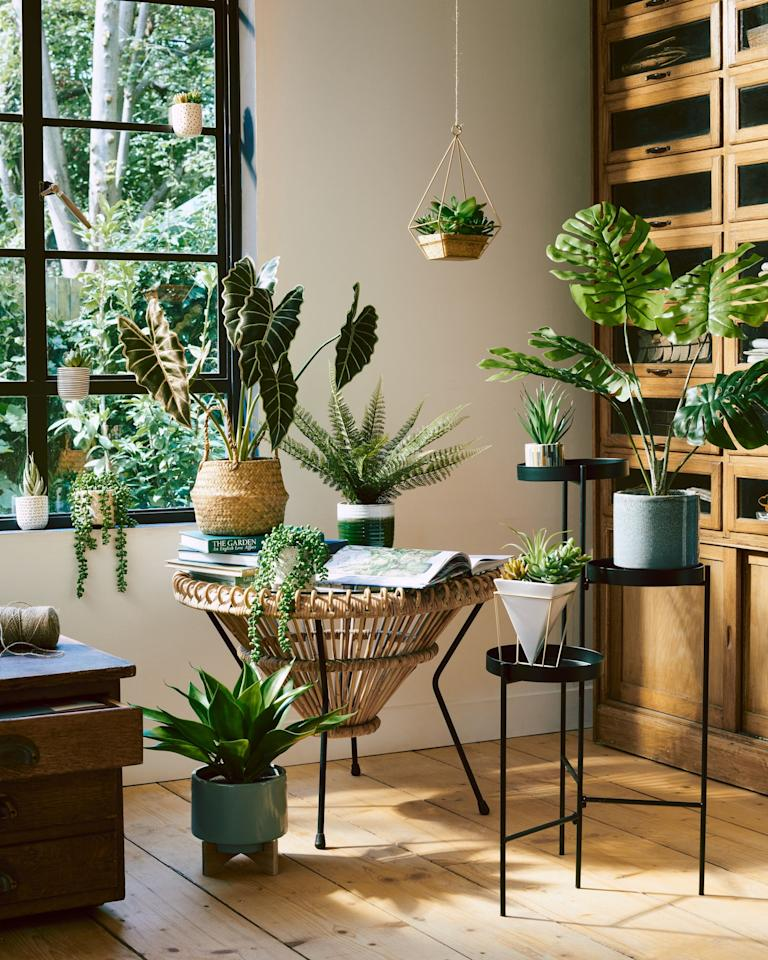 """<p>Sainsbury's Home has launched four stylish collections for autumn/winter 2020 — and prices start from just £1.</p><p>The new Sainsbury's homeware collections — Dutch Glam, Modern Home, Loft Living and Faux Floral — offers affordable updates for every kind of living space. From kitchen essentials to artificial plants, there is something for everyone. </p><p>""""Our in-house design and buying teams have worked hard to produce a range that reflects rapidly evolving demands for the home,"""" says Rona Olds<strong> </strong>Head of Product, Home & Furniture at Sainsbury's. """"Spending more time indoors has led us to focus on homeware that is functional and reliable but also calming and comforting – these principles continue to guide us as we look to pieces that suit a variety of settings, whilst still lifting our spirits and expressing our individual styles.""""<br><br>Looking to refresh your interiors? Take a look what you can find in stores...</p>"""