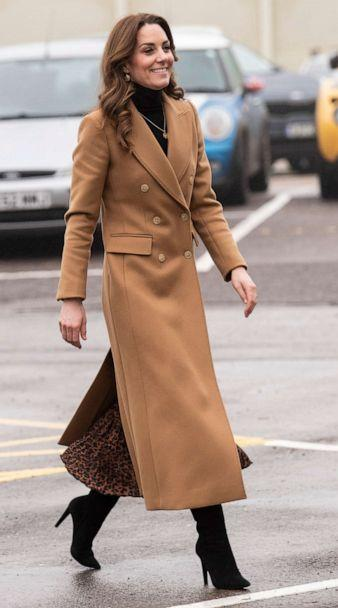 PHOTO: Catherine, Duchess of Cambridge visits HMP Send on Jan. 22, 2020 in Woking, England. (UK Press via Getty Images, FILE)