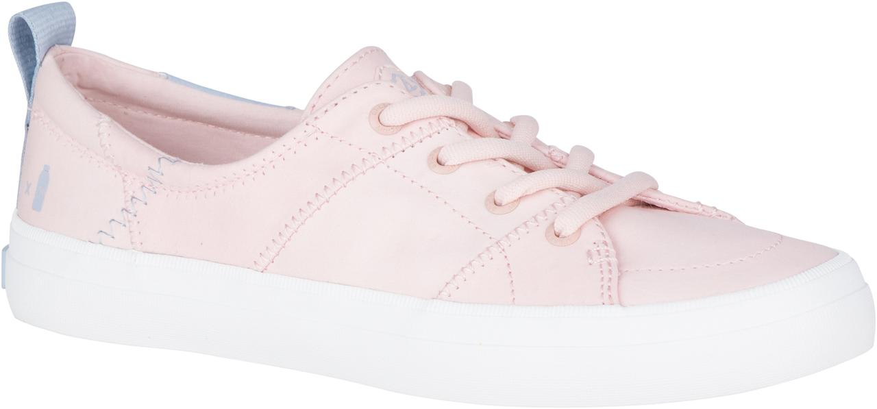 """<strong>Buy It!</strong> Crest Vibe Sneakers, $69.95; <a href=""""https://click.linksynergy.com/deeplink?id=93xLBvPhAeE&mid=38654&murl=https%3A%2F%2Fwww.sperry.com%2Fen%2Fcrest-vibe-bionic-sneaker%2F34684W.html%3Fdwvar_34684W_color%3DSTS83753&u1=PEO%2CSHOPPING%28UseThis%29%3ATheBestNewFashionLaunchesWeLove%2Csarahballtimeinc%2CUnc%2CGal%2C6958538%2C201908%2CI"""" target=""""_blank"""" rel=""""nofollow"""">sperry.com</a>"""