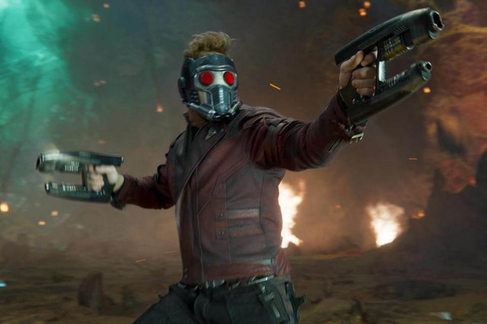 <p>The first of three offerings from the Marvel Cinematic Universe in 2017 marks the anticipated return of its favourite band of space-faring anti-heroes in the follow-up to its most stylish and unique film to date. This time there are more Guardians and Kurt Russell is on board as Star-Lord's father Ego The Living Planet. Yes, a living planet. (Credit: Marvel Studios) </p>