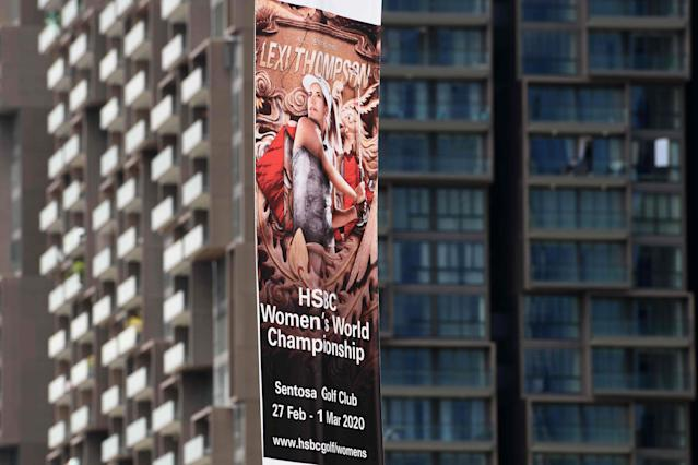 The Honda LPGA Thailand event and the HSBC Women's World Championship in Singapore have been cancelled. The Maybank Championship in Kuala Lumpur and the China Open have been postponed.