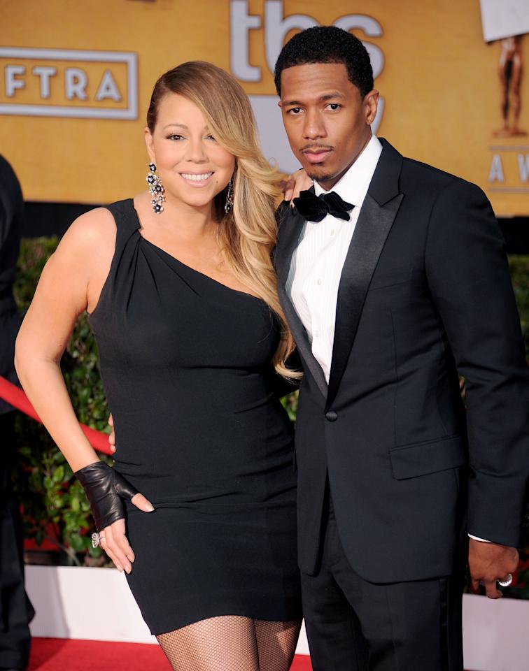 """<p>The couple's marriage came to an end in 2014, but their divorce wasn't finalized for two years. While rocky at times, Carey and Cannon have managed to get the friendly exes and co-parenting thing down. """"It's funny how that comes about, because we'll deal with that stuff weeks or months ago but when the media finds out about it … we've been past that stuff for quite some time,"""" Cannon <a rel=""""nofollow"""" href=""""http://people.com/music/nick-cannon-confirms-mariah-carey-divorce/"""">said</a> after their divorce was official. (Photo: Getty Images) </p>"""