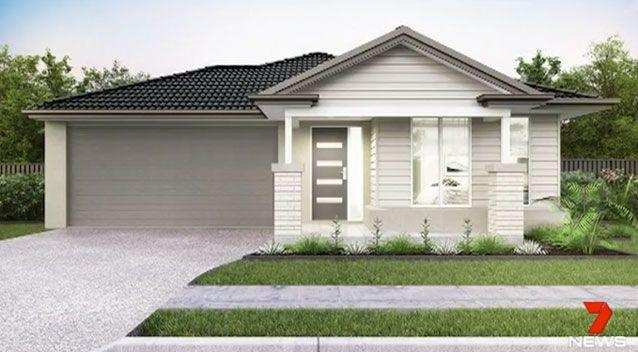 There are 17 house designs to choose from on a number of land estates. Photo: 7 News