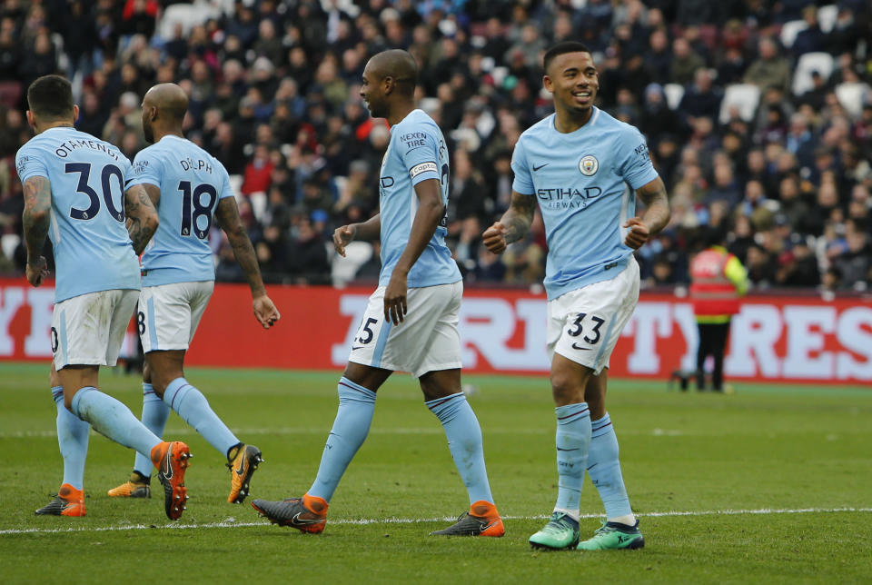 Gabriel Jesus has scored four goals in his last five Premier League games but he has failed to score more than once in one game since Gameweek 8 against Stoke.
