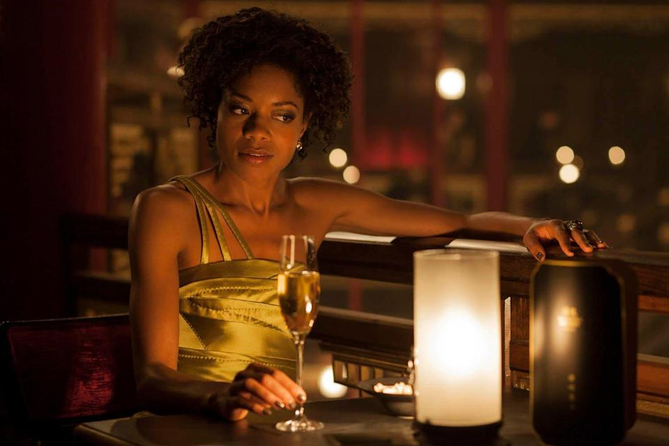 Favourite: Naomie Harris as Miss Moneypenny: Columbia Pictures