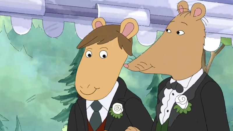 Alabama Public Television refuses to air   Arthur episode with same-sex wedding