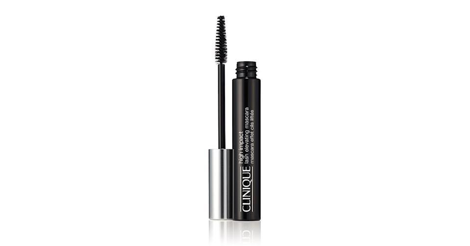 <p><b><b><i>Launching in mid-August, Clinique's brand new High Impact Lash Elevating Mascara should be a staple in your beauty bag. The lightweight, mousse-like texture lifts lashes without weighing them down – and clever curling polymers help them keep their place. No drooping lashes over here. <em>Launching 18 August. </em> </i></b></b></p>