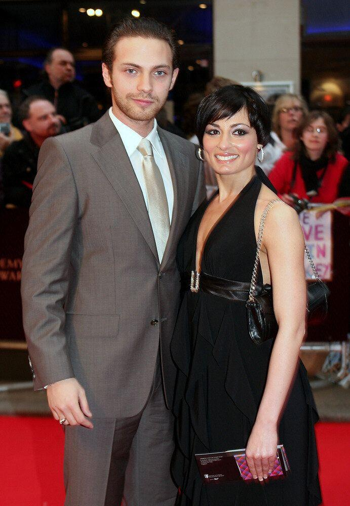 The 'EastEnders' star reportedly first hooked up with Flavia Cacace during their time dancing together on the 2008 series - on which Flavia's boyfriend Vincent Simone was also a dancer.  However, they weren't together for long...