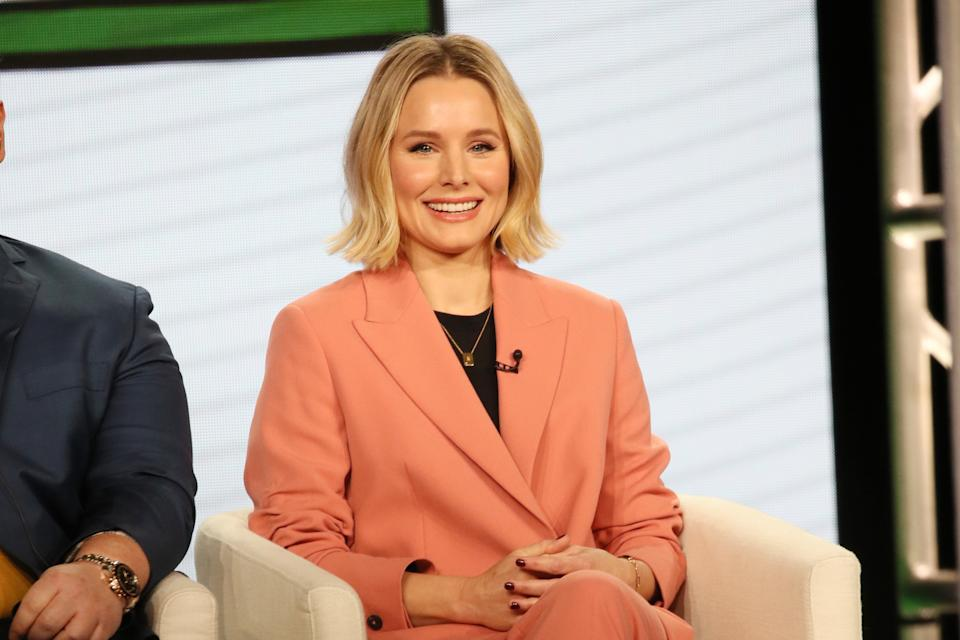 Kristen Bell says her daughter sharing a name with the Delta variant is a