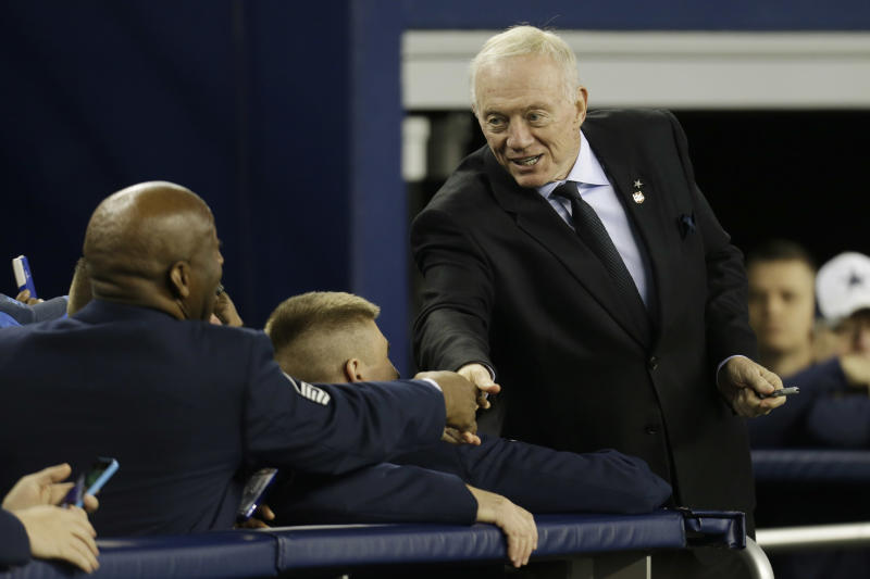Cowboys win coin flip, will pick 16th in draft