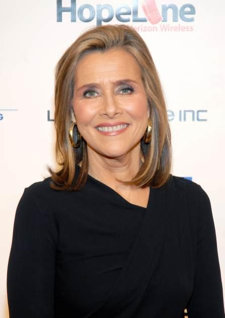 """Meredith Vieira attends a screening of """"Telling Amy's Story"""" at 787 Seventh Ave on December 7, 2010 in New York City -- Getty Images"""