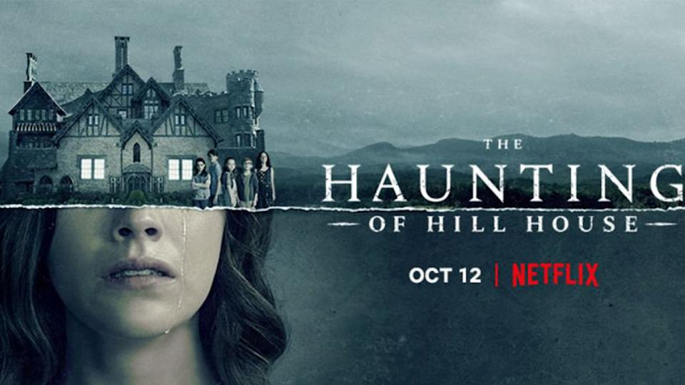 'The Haunting of Hill House'. (Credit: Netflix)