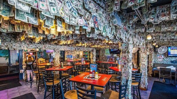 PHOTO: Siesta Key Oyster Bar in Sarasota, Florida, is donating $13,961 to Hurricane Dorian relief. The category 5 storm which left at least 50 people dead. (Siesta Key Oyster Bar/Erin Morgan)