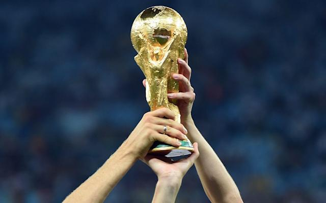 Who will lift the World Cup trophy? - AFP