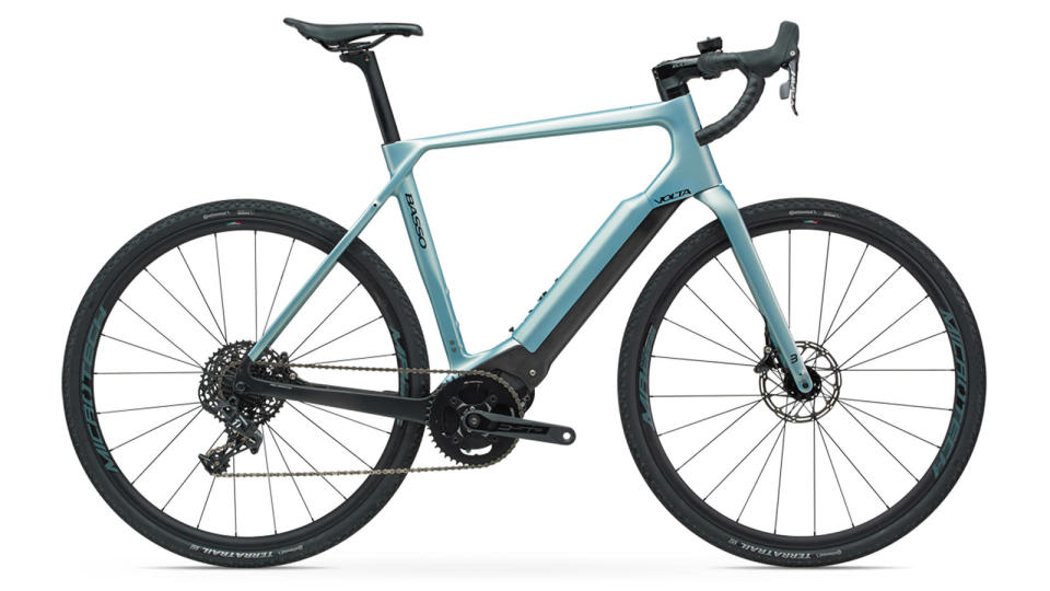 Best electric gravel bike: Basso Bikes Volta