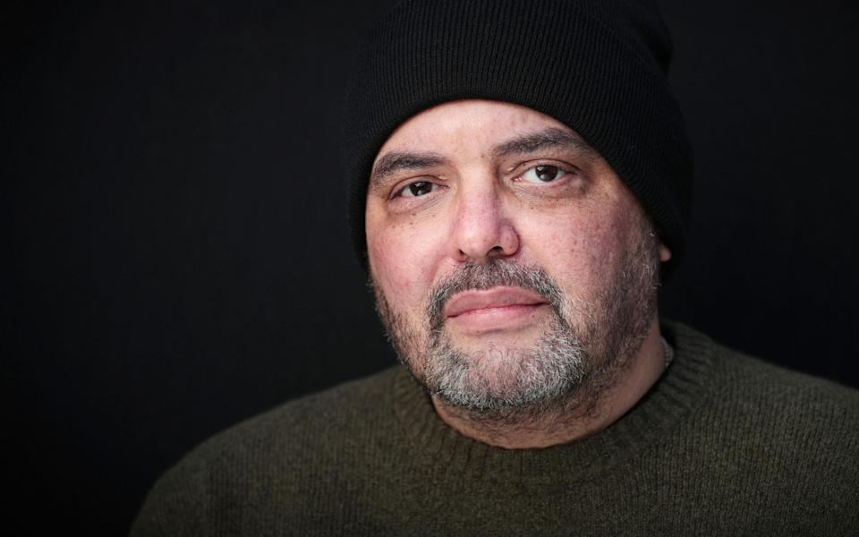 Shane McCrae, author of Sometimes I Never Suffered - Dan Callister for The Telegraph