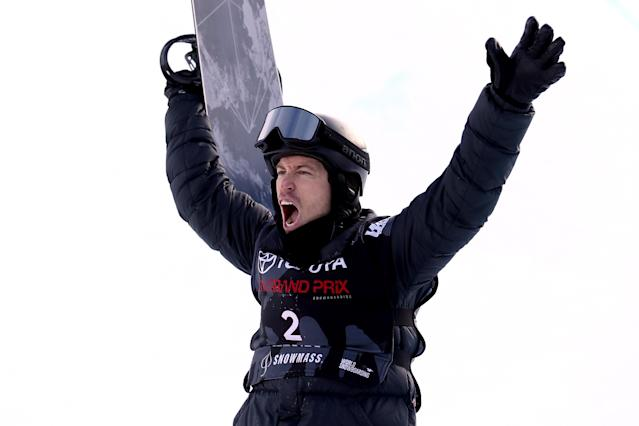 <p>White briefly considered retiring in October after a brutal crash in New Zealand left him with 62 stitches in his face. And then, of course, he didn't retire, instead coming back and doing what he does best: putting together a 100-point qualifying run at the U.S. Grand Prix in Snowmass, Colorado. </p>