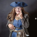 """<p>Gather your best boho and vintage garb to pull together a cheap, easy, and memorable Halloween costume. </p><p><a class=""""link rapid-noclick-resp"""" href=""""https://www.instagram.com/p/BxX49brjkj0/"""" rel=""""nofollow noopener"""" target=""""_blank"""" data-ylk=""""slk:SEE MORE"""">SEE MORE</a></p><p><a class=""""link rapid-noclick-resp"""" href=""""https://www.amazon.com/Adults-Brown-Suede-look-Pirate-Tricorn/dp/B01KTVSY1Q?tag=syn-yahoo-20&ascsubtag=%5Bartid%7C10072.g.33547559%5Bsrc%7Cyahoo-us"""" rel=""""nofollow noopener"""" target=""""_blank"""" data-ylk=""""slk:SHOP TRICORN HAT"""">SHOP TRICORN HAT</a></p>"""