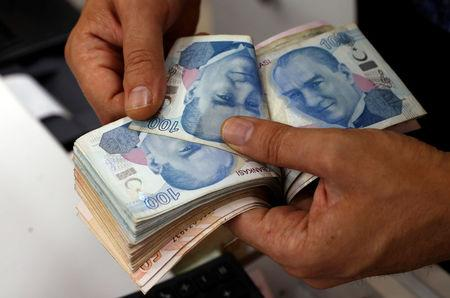 Turkish Lira Sinks On Lack Of Progress In Washington Russian Rouble Declines Over U S Sanctions