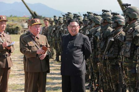 North Korea Fires Off Salvo Of Ballistic Missiles