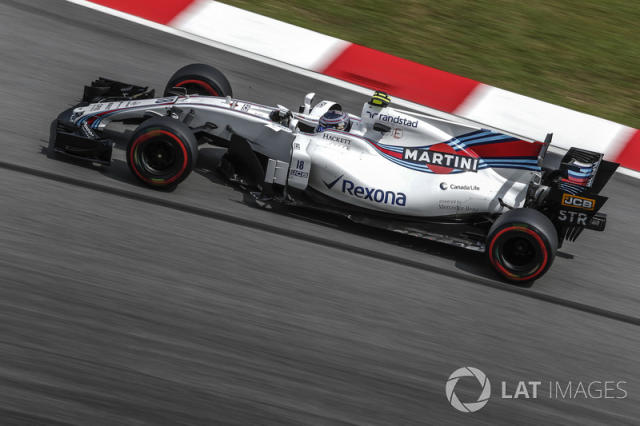 "2017: Williams-Mercedes FW40 <span class=""copyright"">Sutton Motorsport Images</span>"