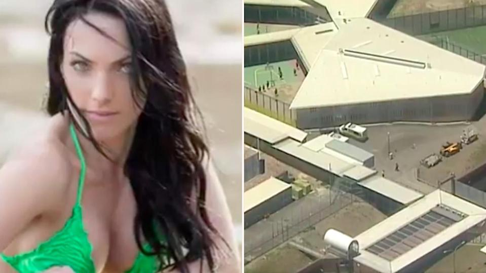 Sydney prison officer sacked after 'Valentine's Day letter to inmate'