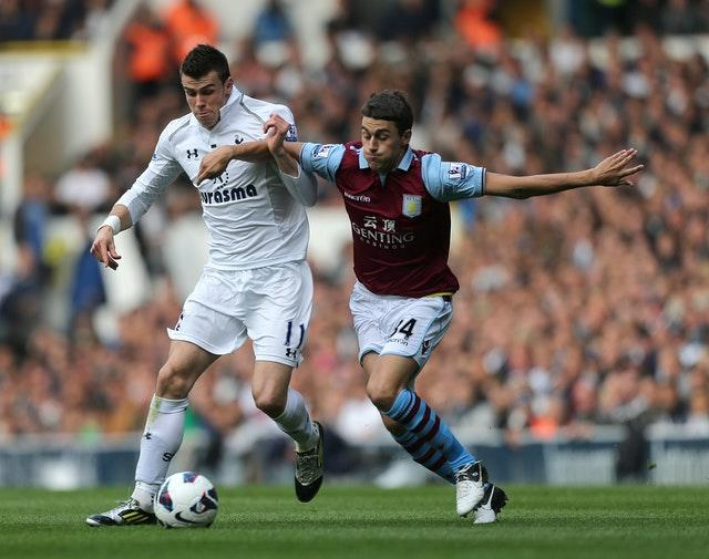 Having initially started out as a left-back at Tottenham, Bale realised his potential further up the flank (Nick Potts/PA)