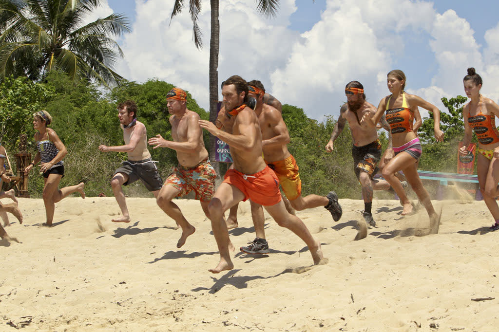 """""""Survivor: Caramoan - Fanvs vs. Favorites"""" -- """"There's Gonna be Hell to Pay"""""""