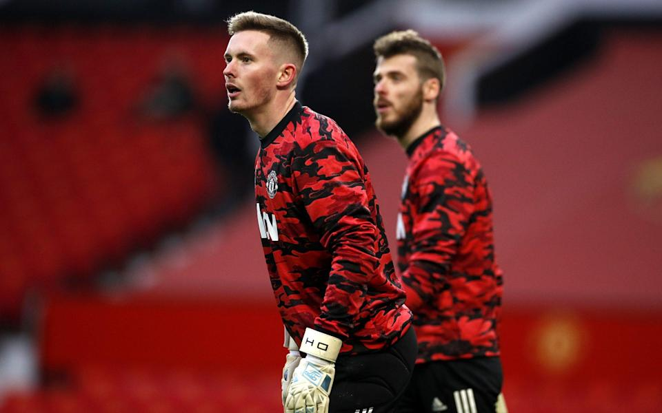 Solskjaer will have a number of selection dilemmas ahead of the final but deciding which goalkeeper starts - PA