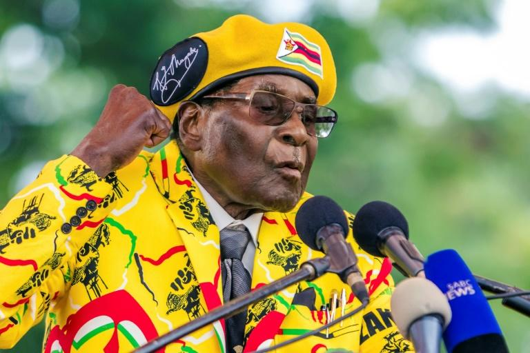 Robert Mugabe took power in Zimbabwe after its independence from Britain in 1980
