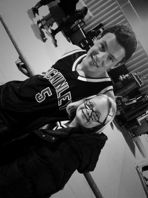 Cory was always so nice to me. I have so many good memories.