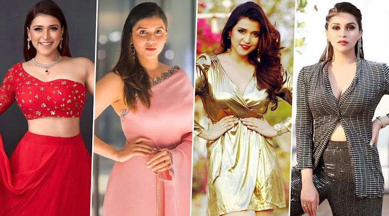 Mannara Chopra Birthday Special: 7 Fashionably Hot Instagram Pics of the 'Zid' Babe That Will Make You Hit the Follow Button!