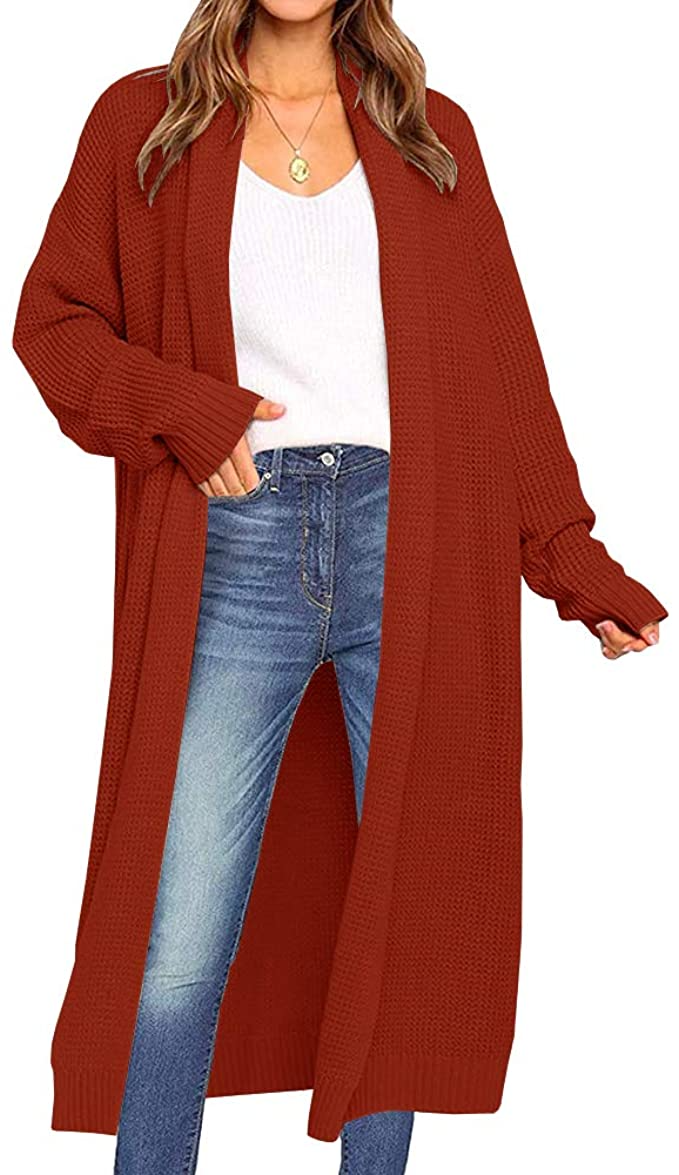 "<br><br><strong>Chang Yun</strong> Maxi Cardigan, $, available at <a href=""https://amzn.to/2GaIY19"" rel=""nofollow noopener"" target=""_blank"" data-ylk=""slk:Amazon"" class=""link rapid-noclick-resp"">Amazon</a>"