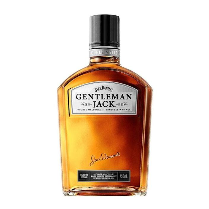 """<p><strong>Jack Daniel's</strong></p><p>reservebar.com</p><p><strong>$41.00</strong></p><p><a href=""""https://go.redirectingat.com?id=74968X1596630&url=https%3A%2F%2Fwww.reservebar.com%2Fproducts%2Fgentleman-jack-double-mellowed-tennessee-whiskey&sref=https%3A%2F%2Fwww.menshealth.com%2Ftechnology-gear%2Fg19521968%2Fcool-gifts-for-dad%2F"""" rel=""""nofollow noopener"""" target=""""_blank"""" data-ylk=""""slk:BUY IT HERE"""" class=""""link rapid-noclick-resp"""">BUY IT HERE</a></p><p>A good bottle of Jack always hits the spot with the whiskey-loving dad, but since it's Father's Day, make it special with personalized engraving for no extra cost. The bottle might not last forever, but the moment your pops sees that special message, the memory will be a lasting one. </p>"""