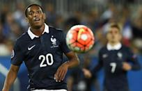 France international and Manchester United's new signing Anthony Martial, seen in action during a Euro 2016 friendly match France vs Serbia, in Bordeaux, on September 7, 2015 (AFP Photo/Franck Fife)