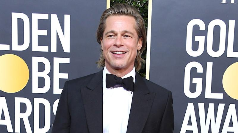 Brad Pitt Jokes He Has a 'Disaster of a Personal Life': 'I'm Just Like Trash Mag Fodder'