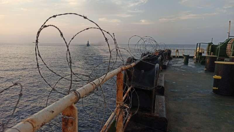 The Iranian-owned Sabiti oil tanker will sail in the Red Sea on October 11, 2019. The photo was taken on October 11, 2019. National Iranian oil tanker company via WANA (West Asia News Agency) via REUTERS. ATTENTION EDITORS - THIS PICTURE WAS DELIVERED BY A THIRD PARTY