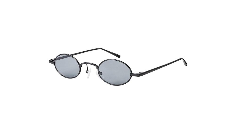 """<p>Tiny round sunglasses, $40, <a rel=""""nofollow noopener"""" href=""""https://genuine-people.com/collections/eyewear/products/tiny-round-sunglasses-in-black?variant=12186473758795"""" target=""""_blank"""" data-ylk=""""slk:genuine-people.com"""" class=""""link rapid-noclick-resp"""">genuine-people.com</a> </p>"""