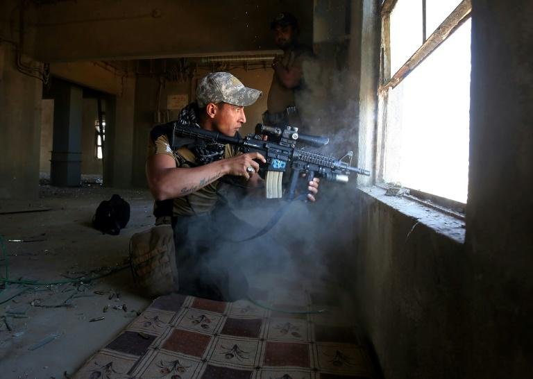 Iraqi forces launched an offensive to recapture Mosul in October 2016