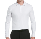 "<p><strong>Swing Tech Essential Long Sleeve Polo</strong></p><p>callawayapparel.com</p><p><strong>$70.00</strong></p><p><a href=""https://www.callawayapparel.com/collections/men/products/swing-tech-essential-long-sleeve-polo-white-cgkfa011gg-100"" rel=""nofollow noopener"" target=""_blank"" data-ylk=""slk:Shop Now"" class=""link rapid-noclick-resp"">Shop Now</a></p><p>Callaway's been in the golf biz since '82, so the brand knows its way around performance. This long-sleeved polo is perfect for all-seasons golf. The brand's Opti-Dri technology is designed to keep you cool, even with long sleeves. </p>"
