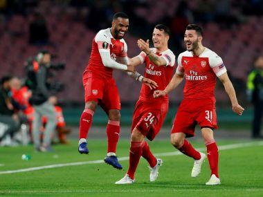 Europa League: Arsenal, Chelsea join Eintracht Frankfurt, Valencia in semi-finals with contrasting victories