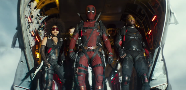 'Deadpool 2' brings the profanity and introduces us to X-Force in new trailer