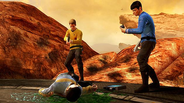 From Star Trek: The Video Game