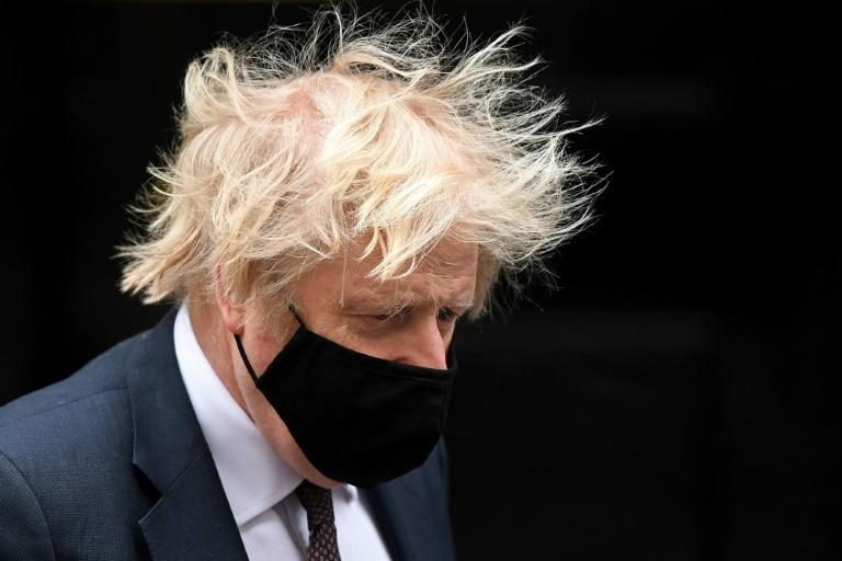 Boris Johnson says he will soon be having his famed mop of blond hair cut as he lifts anti-Covid measures
