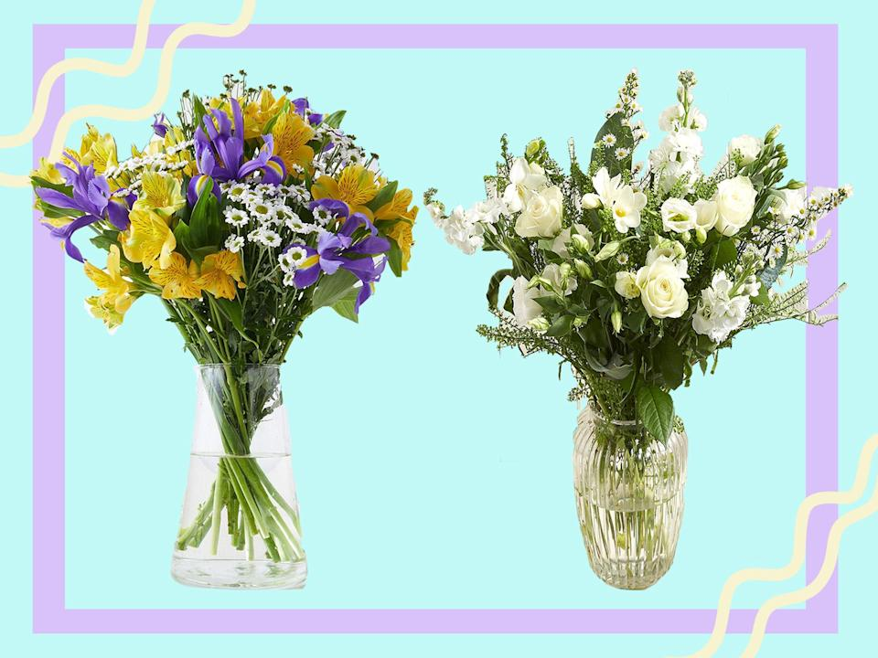<p>We might not be able to go on holiday or hit the pub, but we can fill our homes with fresh flowers from the outside world</p> (The Independent )