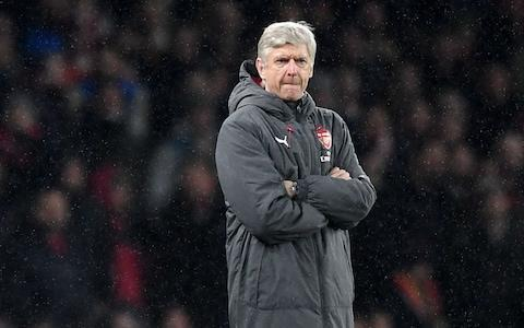 "Arsene Wenger has suggested that English players have become the ""masters"" of diving after both Harry Kane and Dele Alli were accused of simulation during Tottenham's 2-2 draw with Liverpool on Sunday. Specific names were not mentioned by Wenger but, ahead of Saturday's north London derby, Wenger was asked directly about Tottenham manager Mauricio Pochettino's claim that ""football is about trying to trick your opponent"". Pochettino also said that English football had become ""so sensitive"" about what he called ""minimal details"" after Alli was booked for a third time in his career for diving. Liverpool defender Virgil van Dijk also accused Kane of ""diving clearly"", even though the Tottenham striker was adamant that there had been contact for his penalty. ""I am convinced that he [Pochettino] wanted to say that tricking your opponent is to say that you have to be clever,"" said Wenger. ""How far was it an apology for diving? I'm not sure at all. I don't think he would. In my personal case? No. We have to get the diving out of the game. I remember there were tremendous cases here when foreign players did it but I must say the English players have learned very quickly and they might even be the masters now."" Wenger accused England and Manchester City winger Raheem Sterling of diving earlier this season but, ahead of such a crucial derby match, his comments are likely to go down badly with Spurs fans. They will certainly also ensure an added spotlight on the decision of referee Anthony Taylor. Wenger says he has never encouraged his players to dive Credit: PA Arsenal have themselves faced major 'diving' controversies during Wenger's tenure, notably when Robert Pires went down against Portsmouth to help salvage a 1-1 draw in what became the 'Invincible' 2003-04 season. Eduardo was charged by Uefa for simulation against Celtic in the 2009 Champions League, although it was ultimately decided that there was insufficient evidence that he had deceived the referee. Pochettino admitted that Alli deserved his yellow card on Sunday but Kane stressed that he ""felt contact"" and so ""went down"" following a challenge by Liverpool goalkeeper Loris Karius. ""I'm not going to jump out of the way because it's football,"" said Kane. Kane was adamant he felt contact from Loris Karius before he went down Credit: Getty images Pochettino claimed that situations like the Alli incident had become overanalysed and at his press conference on Thursday again pointed out that Michael Owen had dived when he famously challenged him in the 1998 World Cup for Argentina. ""I am honest always and I gave you what I feel,"" said Pochettino. ""In 1998, I did not touch Michael Owen and he dived. Today you are so sensitive about details and sometimes it's difficult for me because, when you are honest you try to explain some things, and my language is not English. It's difficult to be right in my words and to use the right words."" Michael Owen goes down in the penalty area under the challenge from Mauricio Pochettino (4) at the Sapporo Dome in June 2002 Credit: REUTERS/Ruben Sprich Wenger was adamant that he has never told one of his players to dive but he did hint at a grey area when only limited contact has been made. ""I don't encourage them to dive at all,"" he said. ""Sometimes you want your players to be intelligent, they have played a little bit with the rules and they make more of it on the penalty case. Every striker will do that. They extend a little bit the rules. Where is it and how far can you go? That is down to the referees and I think that, when you watch a game live, it is very difficult at 100 per cent pace to distinguish whether it is a dive or not. ""I think they had a good rule when I arrived here in England. When the striker pushes the ball away from the goal, they didn't give penalties because the only resource the striker has after is to look for a penalty. The striker leaves a leg as long as he can to make sure that the goalkeeper touches him. But that's not really a penalty."" Wenger will assess goalkeeper Petr Cech's fitness on Friday Credit: PA Wenger also confirmed that goalkeeper Petr Cech is yet to train following the calf injury he sustained against Everton but stressed that he would have complete confidence in starting David Ospina. Wenger must also decide whether to retain the attacking 4-2-3-1 formation that helped Arsenal overwhelm Everton but may leave his team defensively vulnerable against Tottenham. Dominating possession, said Wenger, would be the best way to nullify Kane. ""The best way to defend is for us to have the ball and to take the game to them, and after - when we don't have the ball - to defend as a team,"" said Wenger. ""He has high numbers. What you want is to keep him quiet and our strikers, who are top-class in Europe as well, to express their talent."""